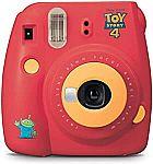 Fujifilm Instax Mini 9 Disney Toy Story 4 Camera $40 (50% Off)