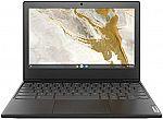 "Lenovo IdeaPad 3 11 Chromebook 11.6"" HD Laptop (N4020 4GB 64GB 82BA0003US) $179.99"