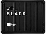 WD_BLACK 5TB P10 Game Drive, Portable External Hard Drive HDD WDBA3A0050BBK-WESN $95.99