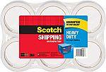 "6-Ct Scotch Heavy Duty Packaging Tape (1.88"" x 54.6 yd) $12.70 (Prime Deal)"
