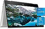 "HP Pavilion x360 14"" Touchscreen FHD Laptop (i5-1135G7 12GB 256GB 14-dw1024nr) $672.4"
