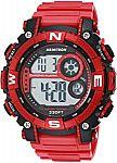 Armitron Sport Men's Digital Chronograph Resin Strap Watch $5