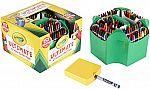 152-ct Crayola Ultimate Crayon Collection Coloring Set $8