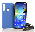 Tracfone Moto G Power + 1 Year of Service with 1500 MIN/1500 Text/1500MB $90 and more