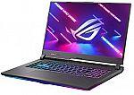 "ASUS ROG Strix G17 17.3"" 144Hz Gaming Laptop (RTX 3060 Ryzen 7 5800H 16GB 512GB SSD G713QM-ES94) $1499.99"