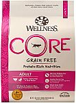 11-lb bag of Wellness Dry Cat Food - Turkey and Duck $14.31 and more