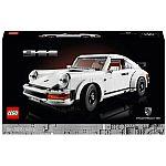 LEGO Creator Expert Porsche 911 (10295) Model Building Kit $135 and more