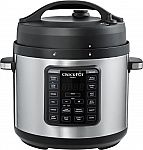 Crock-Pot Express 6-Quart Easy Release Multi-Cooker (Stainless Steel) $30 & More