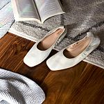Clarks -  Extra 40% Off: Ballet Leather Flats $54 (Org $120)