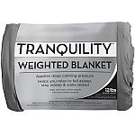 """12-Lbs Tranquility Weighted Blanket (48"""" x 72"""") $13.18"""