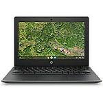 "HP Chromebook 11A G8 Education Edition 11.6"" HD Laptop (A4-9120C 4GB 32GB) $205"