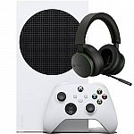 Xbox Series S Console + Xbox Wireless Headset $385