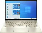"""HP ENVY 2-in-1 13.3"""" FHD Touch-Screen Laptop (i7-1165G7 8GB 512GB) $719.99"""