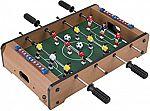 Tabletop Portable Mini Table Football / Soccer Game Set $13.58