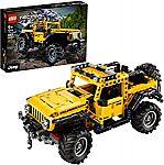 LEGO Technic Jeep Wrangler 42122, New 2021 (665 Pieces) $40