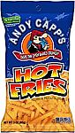 12-Pack 3-Oz Andy Capp's Hot Fries $7.63
