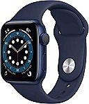 Apple Watch Series 6 (GPS 40mm) $250