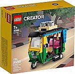 Lego Creator Tuk Tuk 40469 Exclusive Building Set (155-Pc) $10
