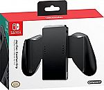 PowerA Joy Con Comfort Grips for Nintendo Switch (Black or Red) $4.99