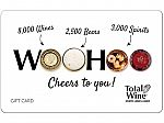 $100 Total Wine & More e-Gift Card $90