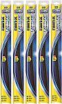 """5-Pack 24"""" Rain-X 2-in-1 Water Repellency Wiper Blade $40 ($8 Each)"""