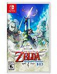 The Legend of Zelda: Skyward Sword HD (Nintendo Switch) + Bonus Exclusive Poster $49.94 (Pre-order)