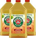 3-Pack 32-Oz Murphy Oil Soap Wood Cleaner $6.36