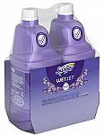 2-Pack 1.25-L Swiffer WetJet Multi-Purpose Floor Cleaner Solution Refill (Febreze Lavender Comfort) $6