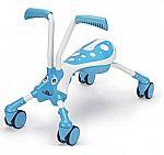 Mookie Scramblebug 4-Wheel Foldable Foot-to-Floor Ride-On $14.44
