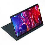 "Lenovo Flex 5 14.0"" FHD Laptop (i3-1115G4 4GB 128GB 82HS00FTUS) $399"
