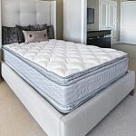 """Queen Serta Perfect Sleeper Hotel Sapphire Suite II Firm Double Sided 14"""" Mattress $739 and more"""