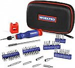WORKPRO 69-In-One Precision Screwdriver Kit $13 (orig. $25)