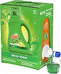 96 Loads Gain Liquid Laundry Detergent Soap Ultra Concentrated High Efficiency (HE) $8.95