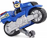 Paw Patrol Moto Pups Chase Deluxe Pull Back Motorcycle $6.50