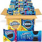 56 Snack Packs of OREO Cookies Variety Pack $10.56
