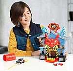 Boom City Racers Fireworks Factory 3-in-1 Transforming Playset $7.58