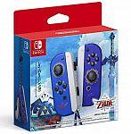 (Back) Nintendo Switch Joy-Con L/R The Legend of Zelda $79.99