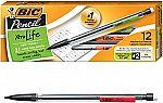 12-Count BIC Xtra-Life Mechanical Pencil $2.71