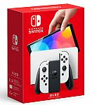 (Back!) Nintendo Switch Console (OLED model) $350 (Pre-order)