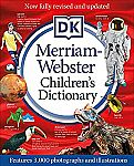 Merriam-Webster Children's Dictionary (New Edition Hardcover) $11.48
