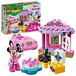 21-Pc LEGO DUPLO Disney's Minnie's Birthday Party Building Blocks $10