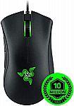 Razer DeathAdder Essential Gaming Mouse $23.55