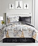 Macy's - 8-Piece Comforter Bedding Sets (all sizes) $30 + Free Shipping