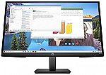 """HP M27ha Built-in Audio VESA Compatible 27""""FHD Monitor $169.99"""
