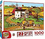 MasterPieces EZGrip - The Travelling Man 1000 Piece Jigsaw Puzzle $7.99