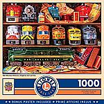 MasterPieces Lionel Well Stocked Shelves 1000 Piece Jigsaw Puzzle $7.99