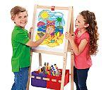 Cra-Z-Art 3-in-1 Smartest Artist Easel $24.97