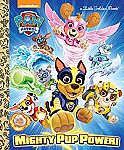 Mighty Pup Power! Hardcover Book $2.45