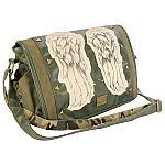 Walking Dead Daryl Wings Messenger Bag $30 Shipped