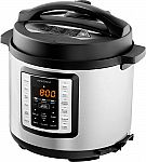 Insignia 6-Qt Multi-Function Pressure Cooker (Stainless Steel) $25